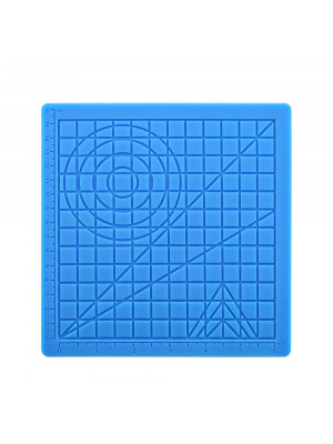 3D Pen Silicone Drawing Mat - 170x170mm