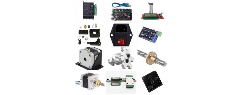 3D Spare parts