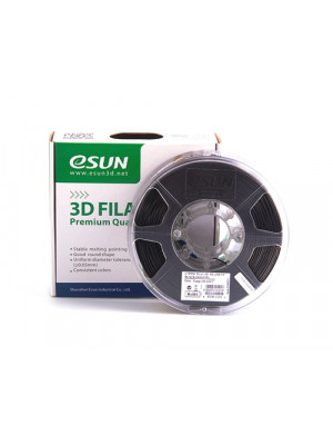 Esun PLA+ Filament-1kg-Black-1.75mm