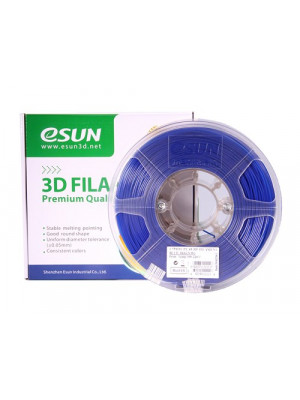 Esun PLA+ Filament-1kg-Blue-1.75mm
