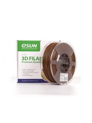 Esun PLA+ Filament-1kg-Brown-1.75mm