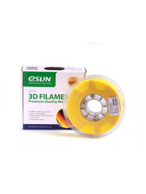 Esun PLA+ Filament-1kg-Yellow-1.75mm