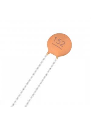 Capacitor Ceramic 50V 2,2nF