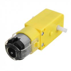 DC motors (4)