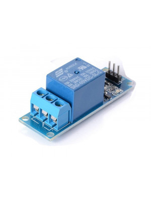 5V  1 Channel High Level Triger Relay Module With Optocoupler