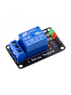 5V relay one channel module shield for arduino