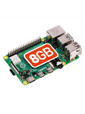 Raspberry Pi 4 - Model B - 8GB