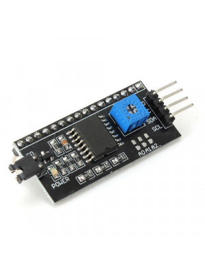 IIC/I2C Serial Interface Adapter Board for Arduino 1602 LCD Module