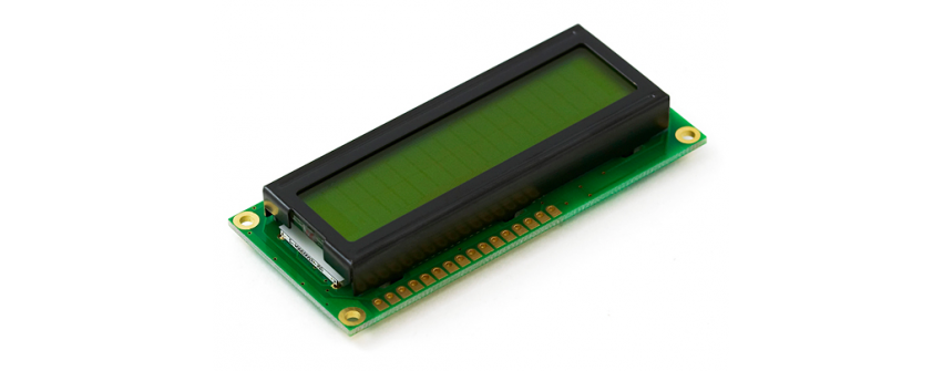 LCD - LED Displays