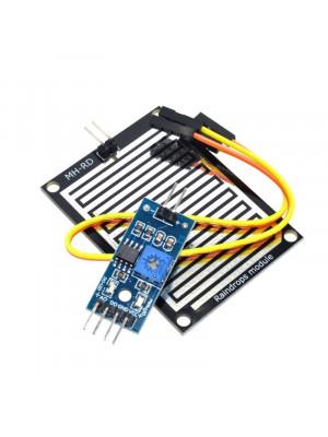 Raindrop Detection Sensor Module for Arduino