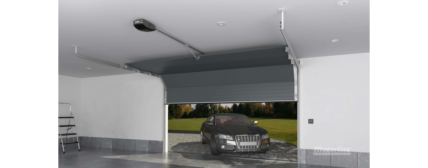 Garage doors motors